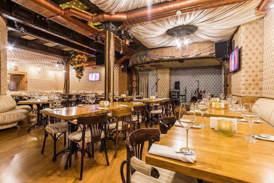 ресторан арбат 13