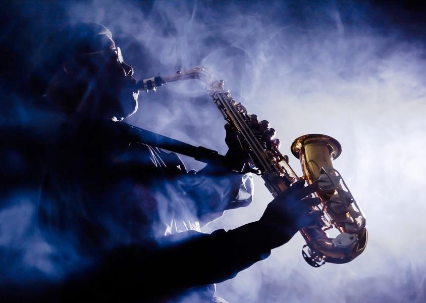 вечер живого джаза
